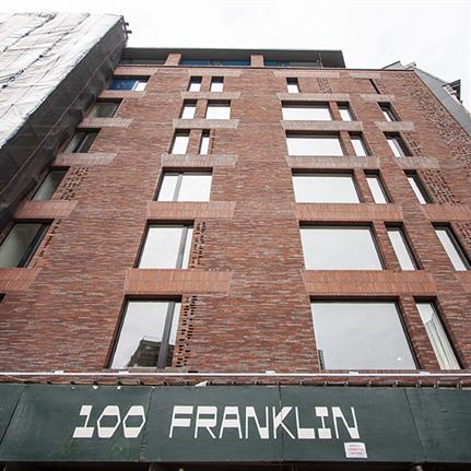100 Franklin brings exclusivity comes to Tribeca