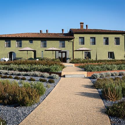 Locand La Raia: Italy's luxury boutique hotel, spa and restaurant
