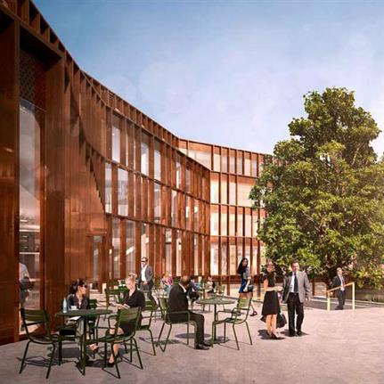 Carlsberg cracks open new HQ