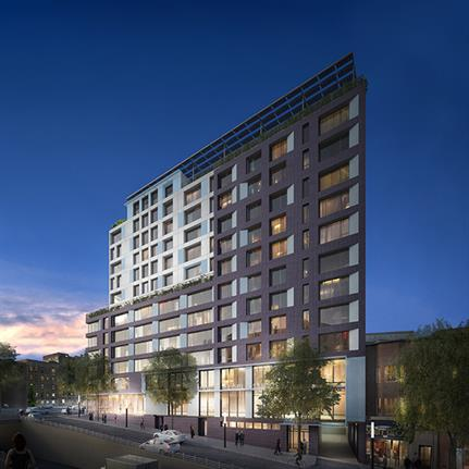 Sustainable mixed use complex breaks ground at NY's 2050 Grand Concourse