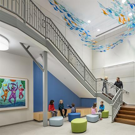 Yale Child Study Center's operations brought under one roof for the first time