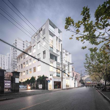 2020 WAN Awards entry: U-CUBE Office Reconstruction - Lacime Architects