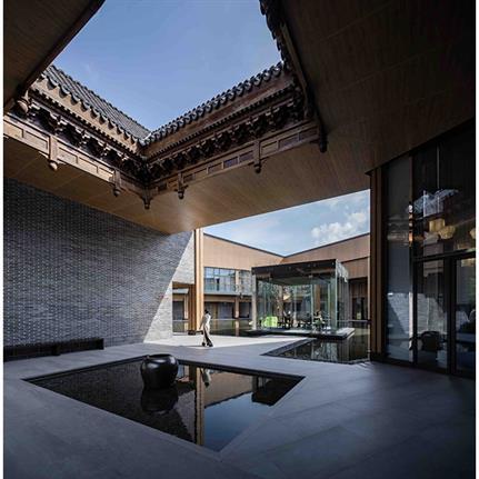 2020 WAN Awards entry: MOMA Lotus Resort - Lacime Architects