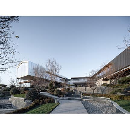 2020 WAN Awards entry: Vanke Beijing Upward - Lacime Architects