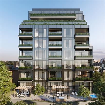 Alterra's new collection of private boutique residences in Toronto