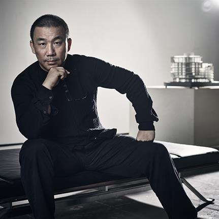 WAN judge: Song Zhaoqing, founder and chief architect of Lacime Architects