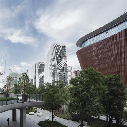 Nanjing urban project nears completion