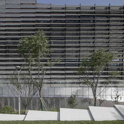 2019 WAN Awards: Qianyang E-business Park of Ningbo City - China United Engineering Corporation Limited · ZOYO Architects