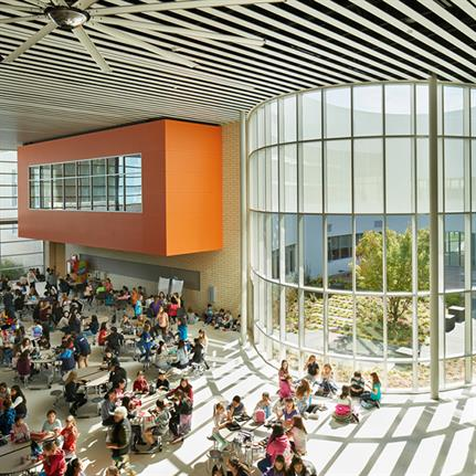 2019 WAN Awards: Tillicum Middle School - NAC Architecture