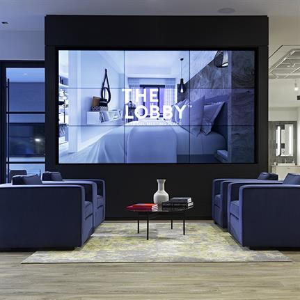 2019 WIN Awards: Tridel: The Lobby - II BY IV DESIGN