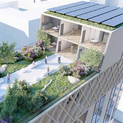 Perkins and Will's 2020 Phil Freelon Design Competition winners announced