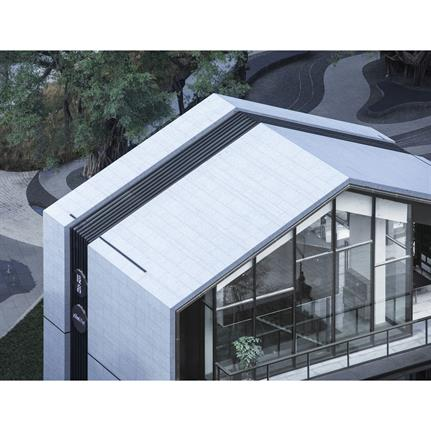 2020 WAN Awards entry: Tanjing Sales center - Shanghai PTArchitects