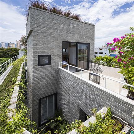 2019 WAN Awards: Garden Peace Village - Ho Khue Architects