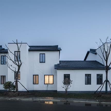 2021 WAN Awards entry: Dunqian Village Rural House - Hangzhou 9M Architectural Design Co., Ltd