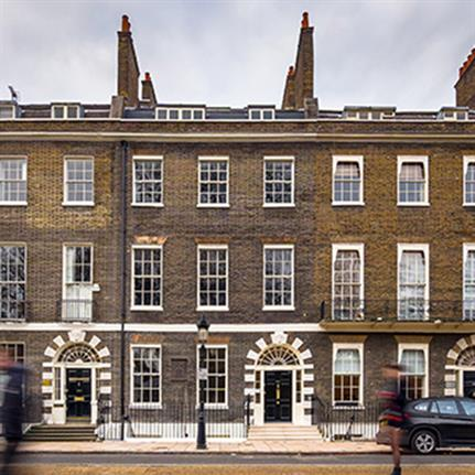 2021 WIN Awards entry: The Bedford Estates, 22 Bedford Square - Edge