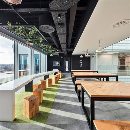 2021 WIN Awards entry: Varonis Offices, Cork - Wilson Architecture