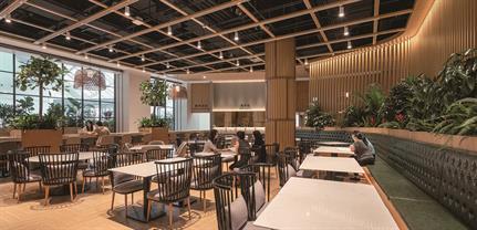 2021 WIN Awards entry: Tencent Beijing Headquarters - Woods Bagot