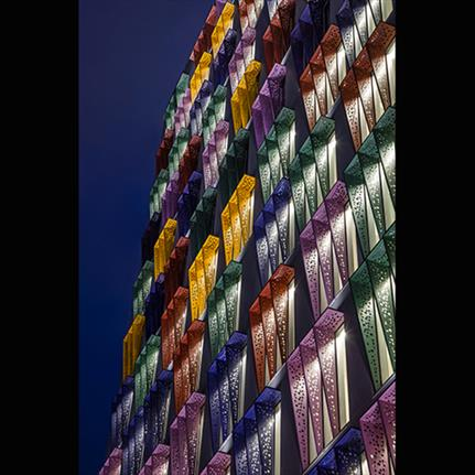 2021 WAN Awards entry: Wink Hotel Saigon Centre - AW² Architecture Workshop