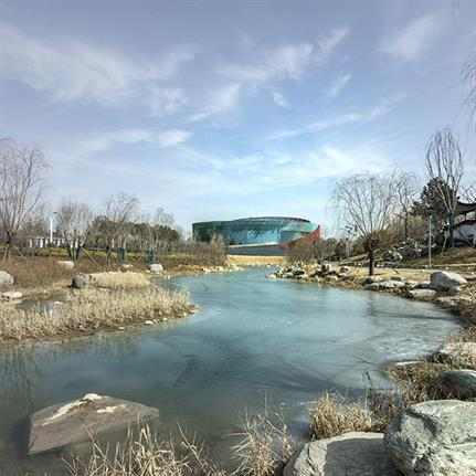 2020 WAN Awards entry: The 11th China International Garden Expo Children's Pavilion Design - PMA (PolyMorphArchitects)