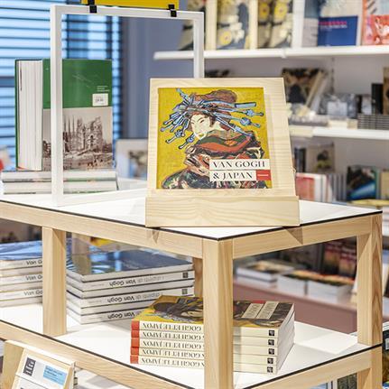 2019 WIN Awards:  Van Gogh Museum Bookshop - Claessens Erdmann