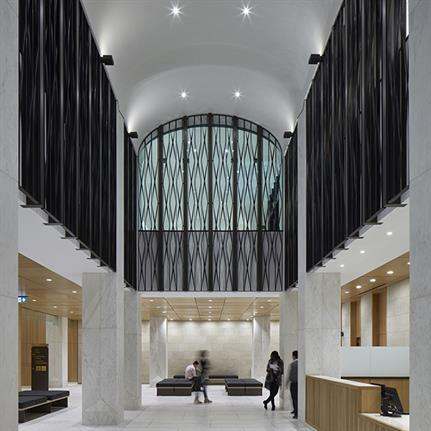 2019 WAN Awards: Visitor Welcome Centre – Parliament Hill, Ottawa