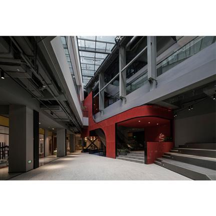 2021 WIN Awards entry: Duo Yun Xuan Art Center Co-working Space - Yushe Design
