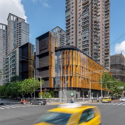 2021 WAN Awards entry: Nexxus - AIM Architecture