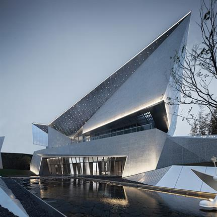 2020 WAN Awards entry: Wuhan Gemdale • Gelin Exhibition Center - Shanghai PTArchitects