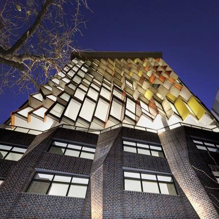 2020 WAN Awards entry: Mosaic Apartments - Tony Owen Partners