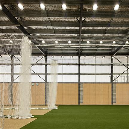 Capital cricket: Australia's new simple yet sophisticated training centre