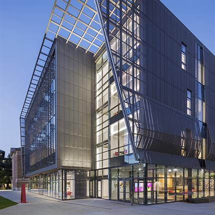 2019 WAN Awards: Wentworth Institute of Technology Center for Engineering, Innovation and Sciences - Leers Weinzapfel Associates