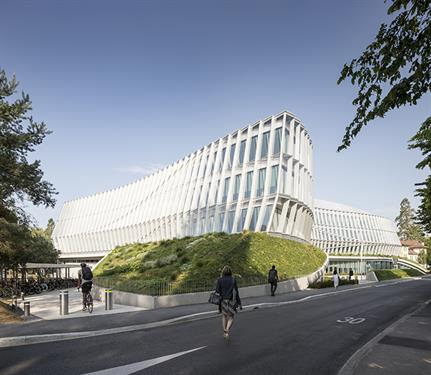 2020 WAN Awards entry: Olympic House, IOC Headquarters - 3XN in collaboration with IttenBrechbühl