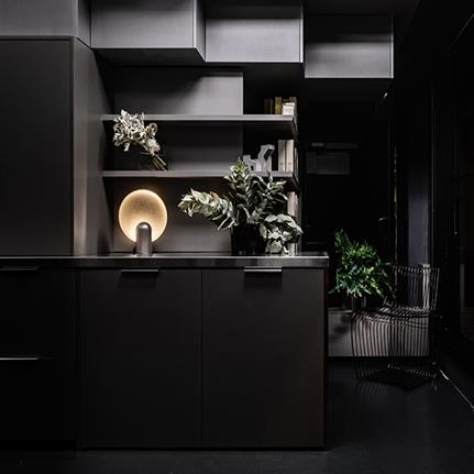 2019 WIN Awards:  Zowie Evans Hairdressing - Cheah Saw Architecture
