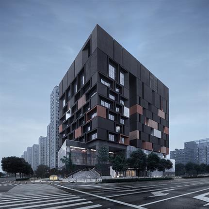 2021 WAN Awards entry: Ningbo Urban Construction Archives - DC ALLIANCE