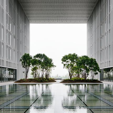 2019 WAN Awards: Amorepacific Headquarters - David Chipperfield Architects Berlin