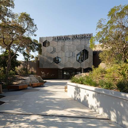 2019 WAN Awards: Taronga Institute of Science and Learning - NBRS ARCHITECTURE