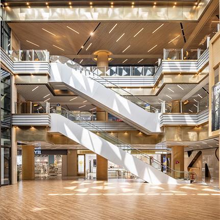 2019 WIN Awards: Orient Yide City - Arizon Design