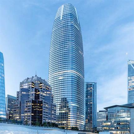 2019 WAN Awards: Salesforce Tower – Pelli Clarke Pelli Architects