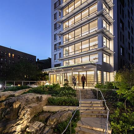 2020 WAN Awards entry: St. Augustine Terrace - Magnusson Architecture and Planning PC