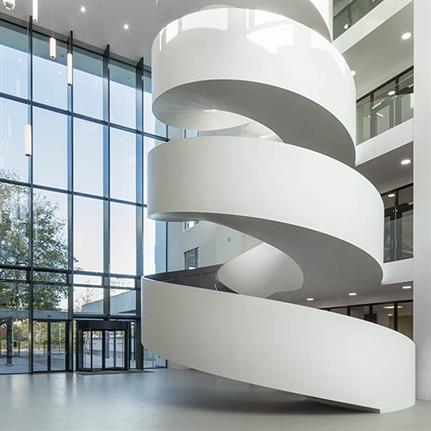 2020 WIN Awards entry: Lumion Amsterdam school interior - atelier PRO architects