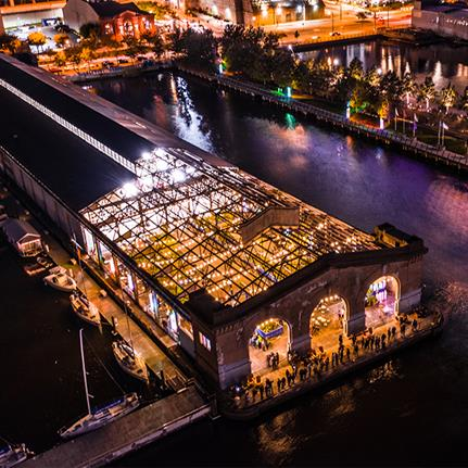 2020 WAN Awards entry: Cherry Street Pier - Groundswell Design Group