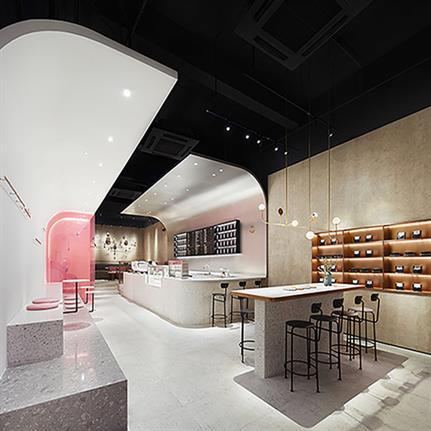 2020 WIN Awards entry: HEY BIRD Specialty Coffee Space - Tomshi & Associates