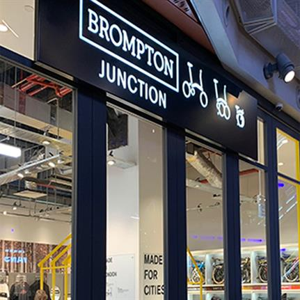 2020 WIN Awards entry: Brompton Junction Singapore - Made in Place Design Ltd