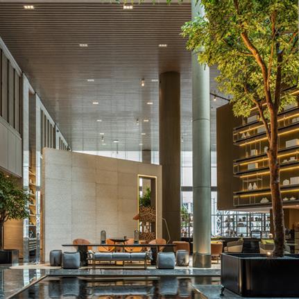 2020 WIN Awards entry: Sheraton Shenzhen Nanshan - Cheng Chung Design