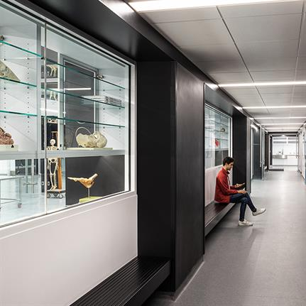 2020 WIN Awards entry: Dr. George Yee Laboratory of Anatomical Sciences - Stantec Architecture Ltd.