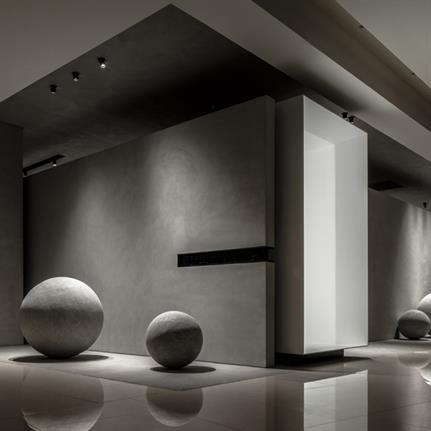 2020 WIN Awards entry: Physical Geometry Exhibition Hall - JST Architecture Design