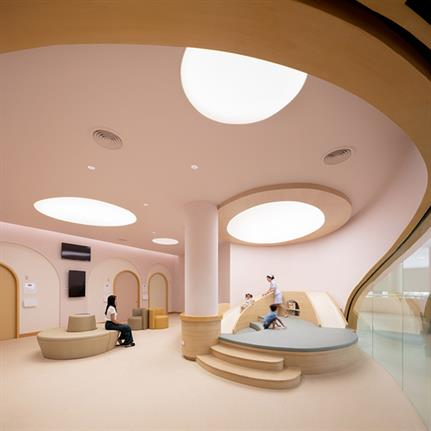 2020 WIN Awards entry: EKH Children Hospital - IF (Integrated Field Co.,Ltd.)