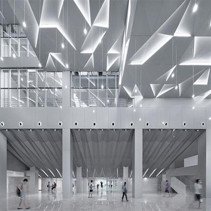 2020 WIN Awards entry: BIT Sports Center - Atelier Alter Architects