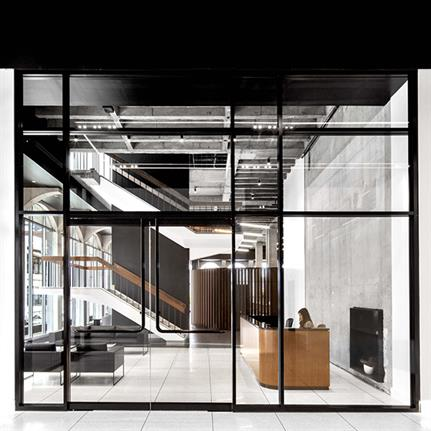 2020 WIN Awards entry: 225 Polk Avenue - HASTINGS Architecture