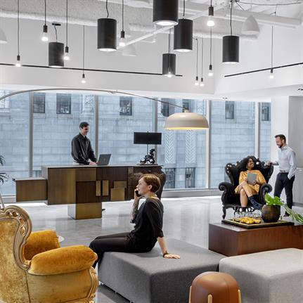 2020 WIN Awards entry: Publicis Groupe - Elkus Manfredi Architects